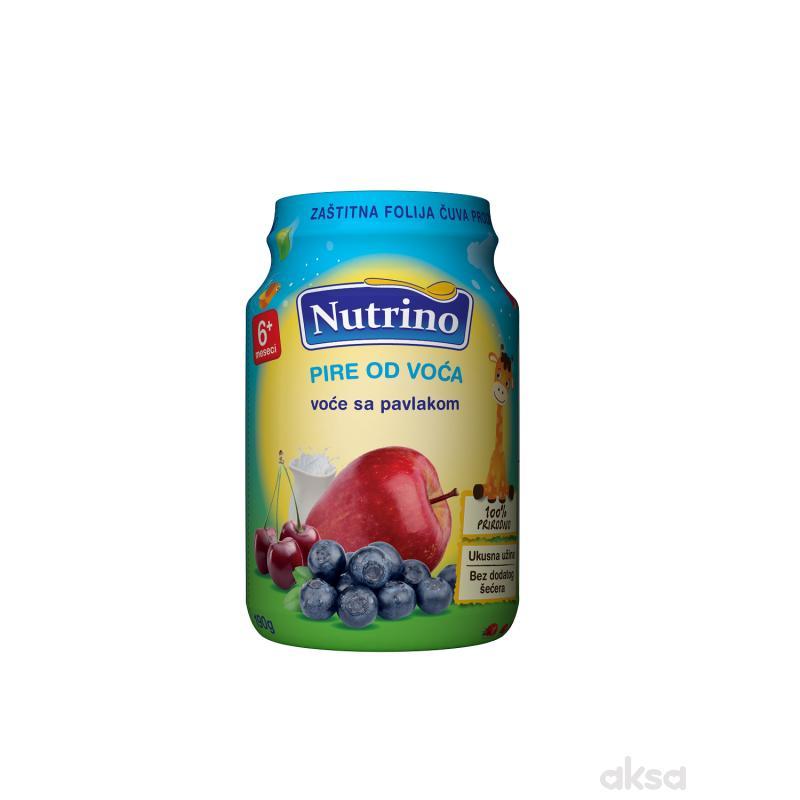 Nutrino kašica voće sa pavlakom 190g