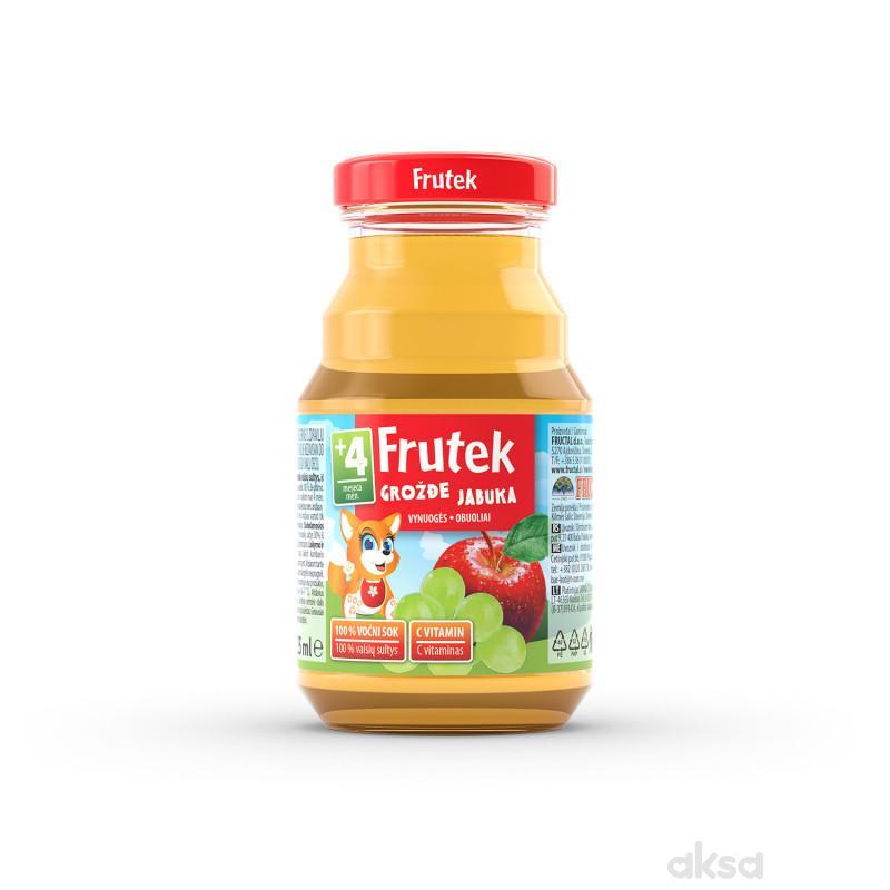 Frutek sok od grožđa i jabuke 125ml