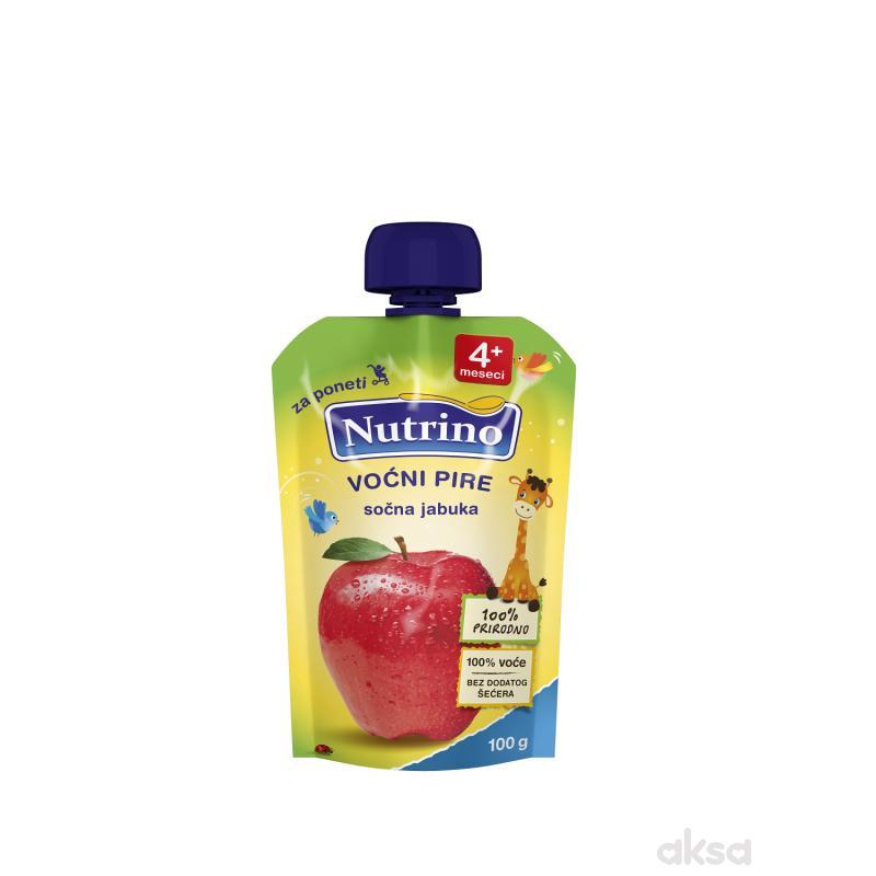 Nutrino pouch sočna jabuka 100g