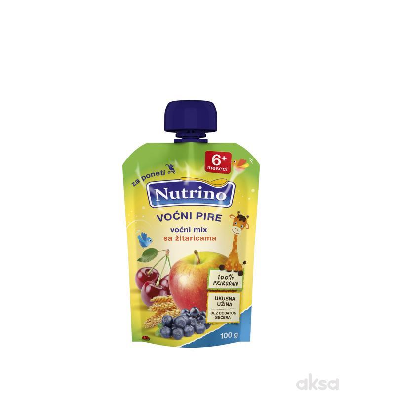 Nutrino pouch voćni mix sa žitaricama 100g