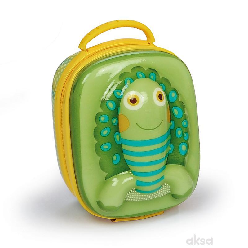 Oops igračka, koferčić za užinu Kornjačica