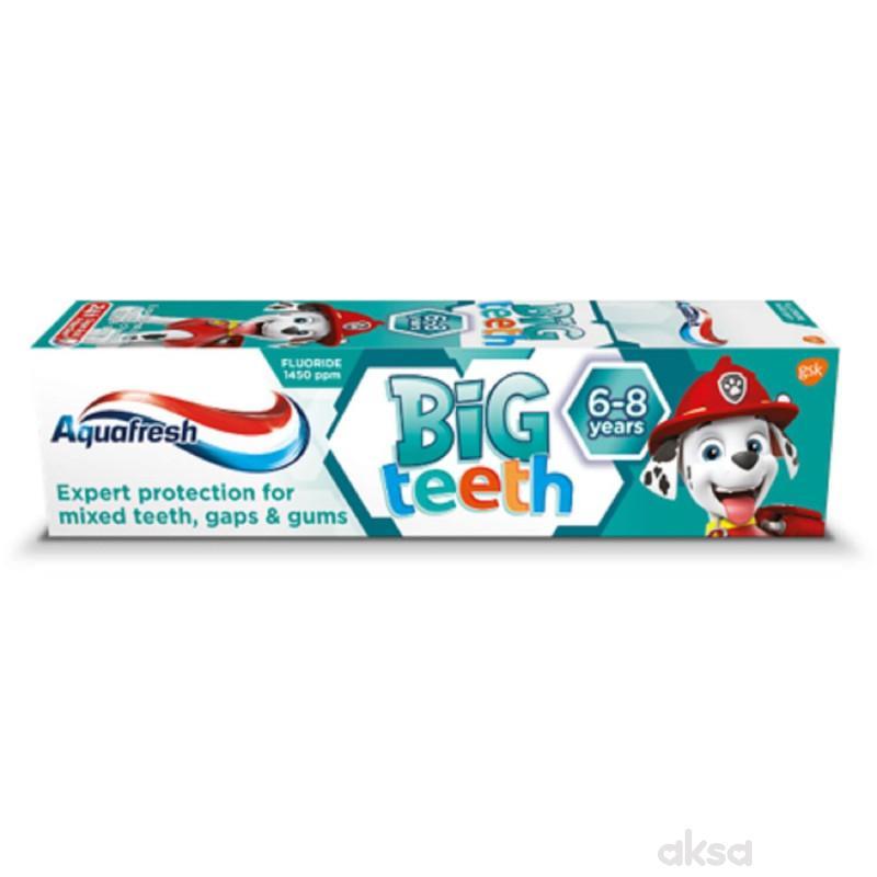 Aquafresh kids junior 6+ pasta za decu 50ml
