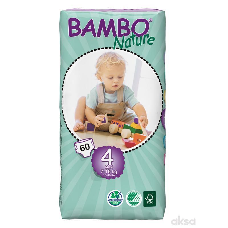 Bambo pelene JP 4 maxi 7-18kg 60kom