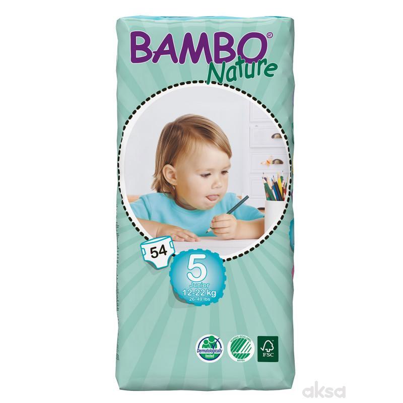 Bambo pelene JP 5 junior 12-22kg 54kom