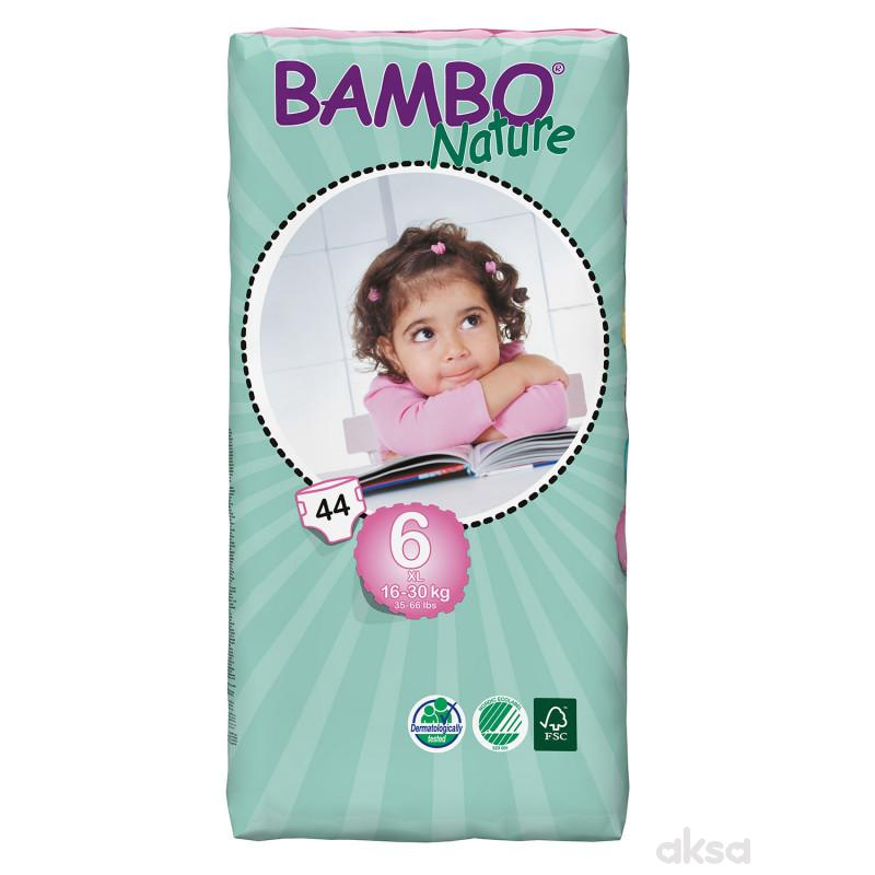 Bambo pelene JP 6 extra large 16-30kg 44kom