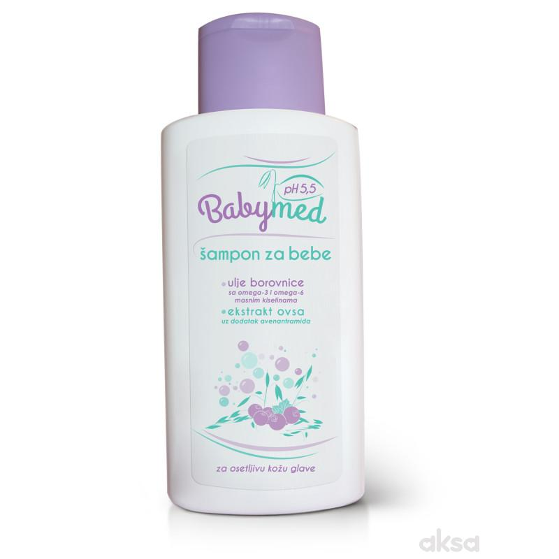BabyMed šampon 200ml