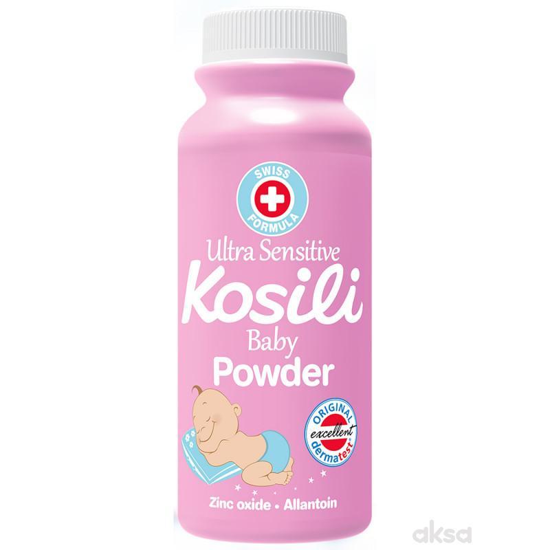Kosili baby puder roze 100g