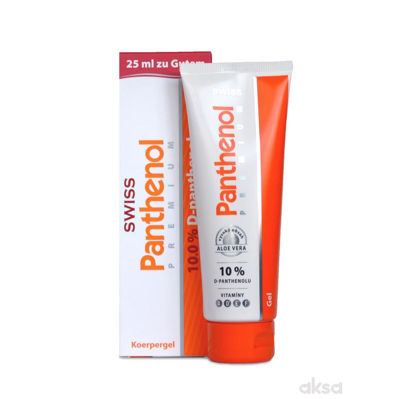 Swiss Pantenol gel za telo 100 + 25ml