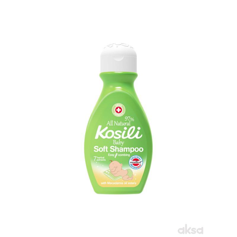 Kosili baby šampon all natural 200ml