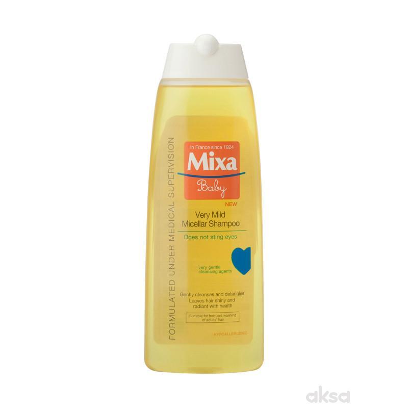 Mixa baby micelarni šampon bez sapuna 250ml