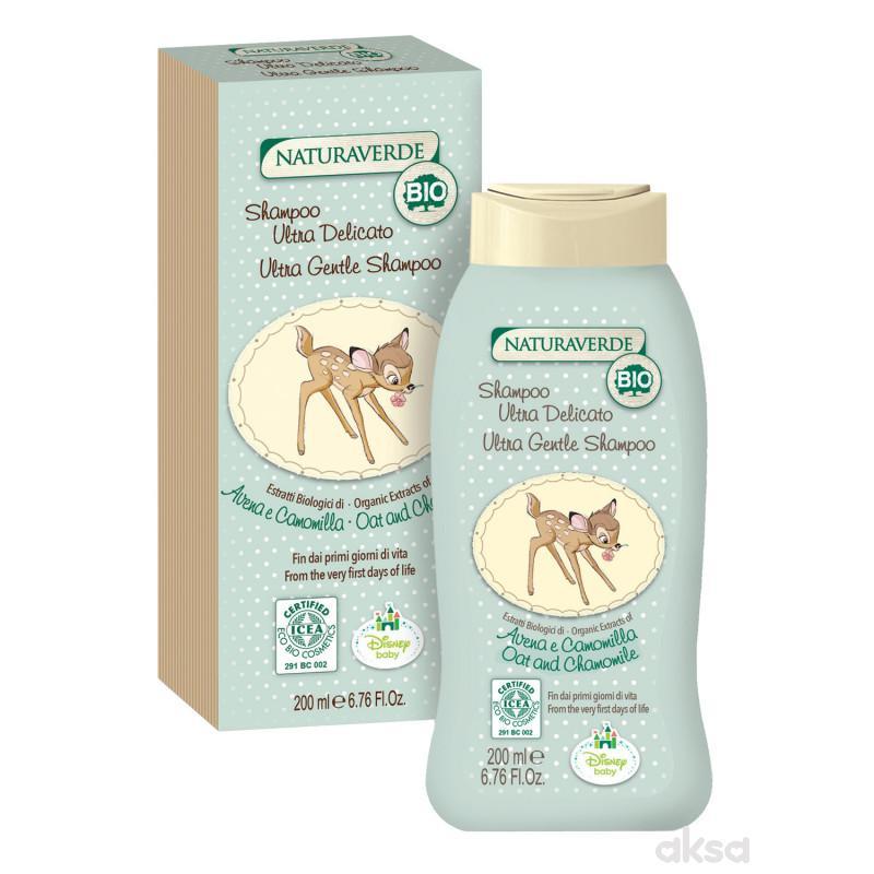 Naturaverde baby šampon Bambi 200ml