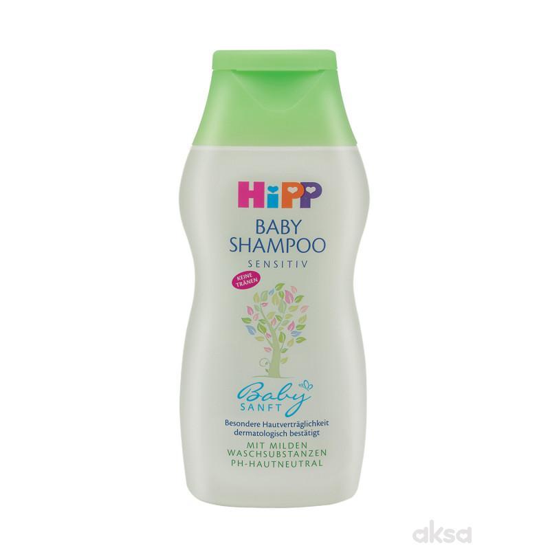 Hipp babysanft šampon 200ml