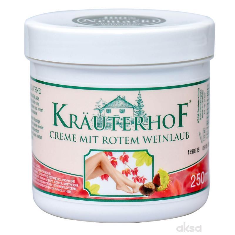 Krauterhof krema za vene 250 ml