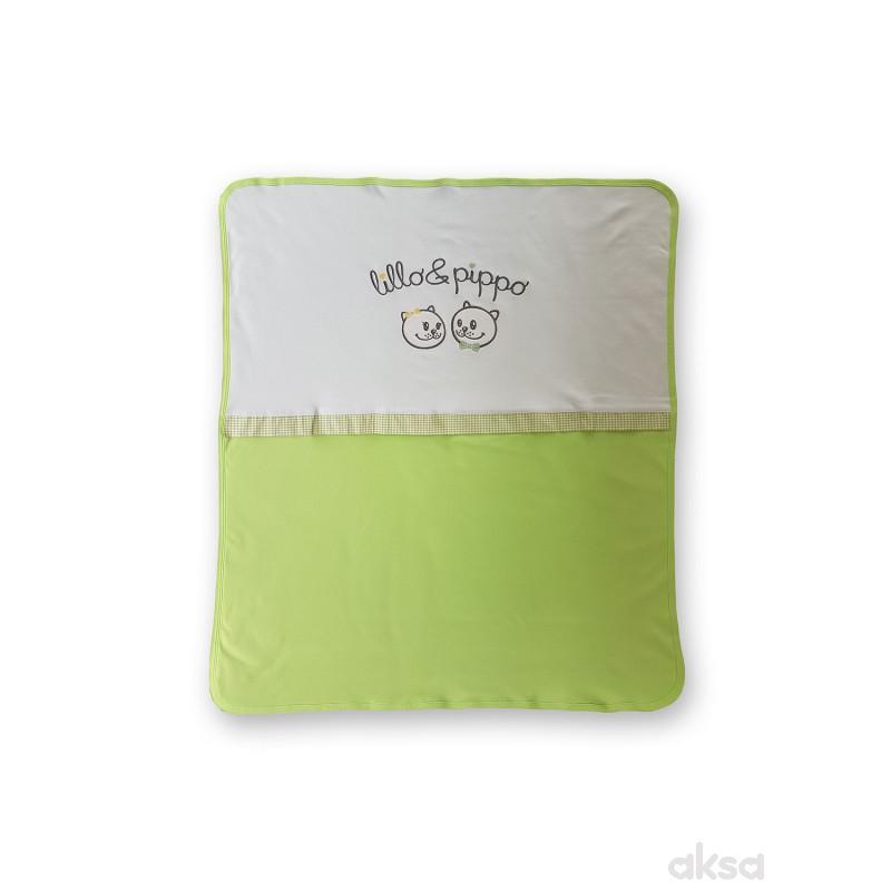 Lillo&Pippo prekrivač
