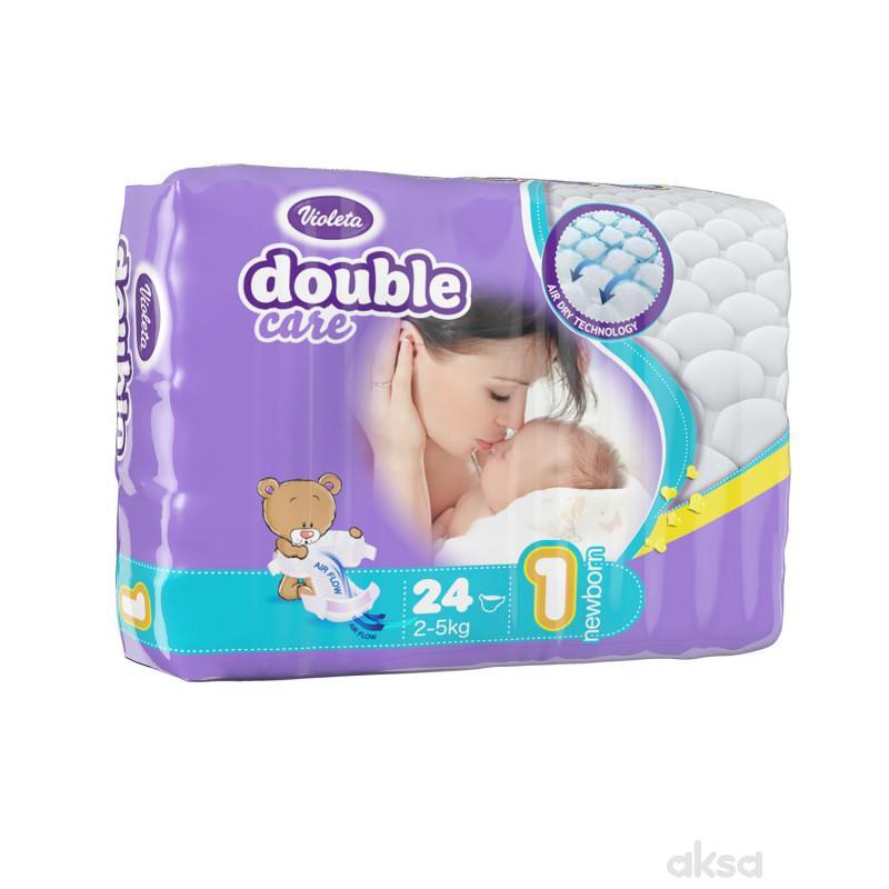 Violeta pelene 1 newborn 2-5kg 24kom