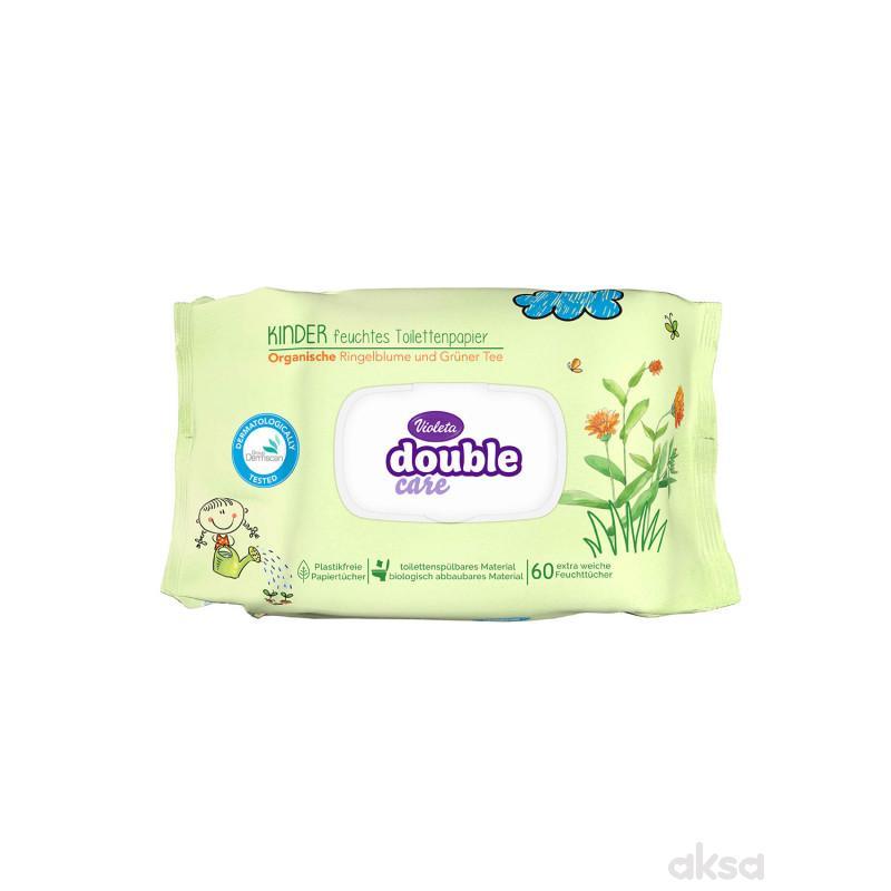 Violeta vlažni toalet papir za decu 60kom