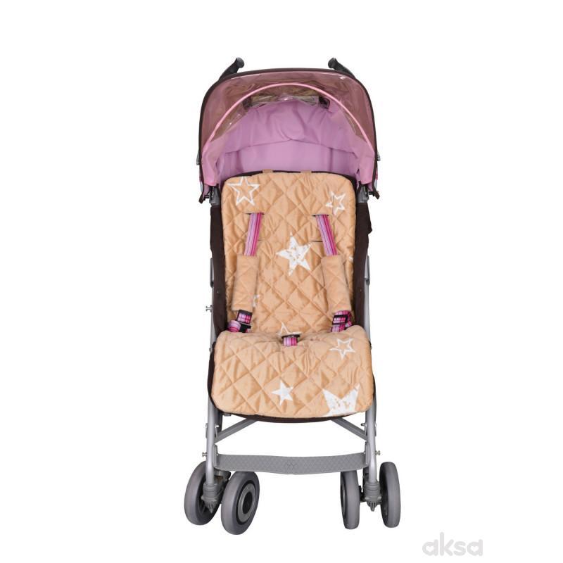 Baby Textil presvlaka za sedište i kolica,38x60CM