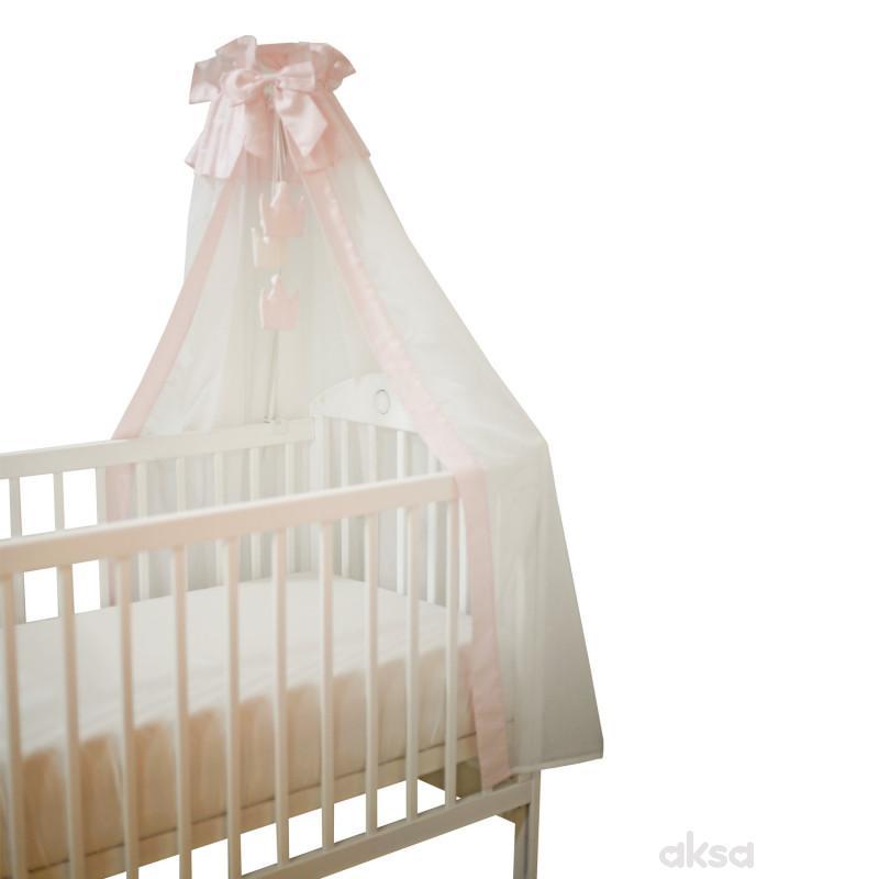 Baby Textil baldahin Lux