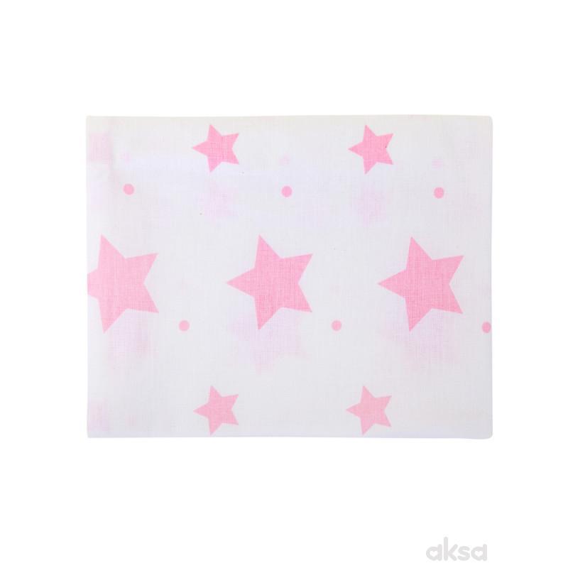 Lillo&Pippo jastučnica Zvezdice ,40X50CM
