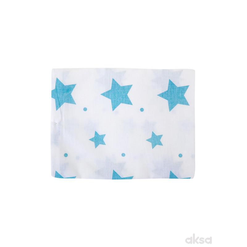Lillo&Pippo jastučnica Zvezdice ,40X60CM