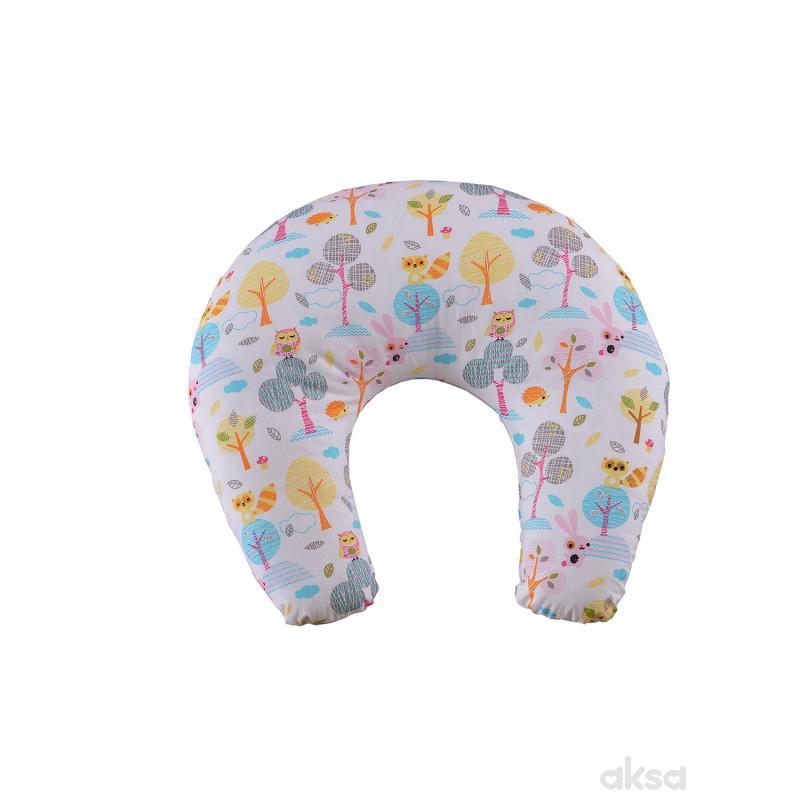 Lillo&Pippo jastuk za dojenje F.Friend 40X50CM