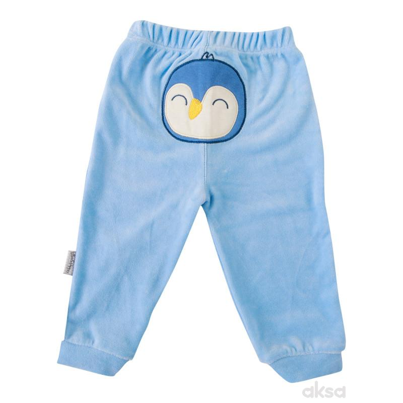 Lill&Pippo bebi pantalone,dečaci,pliš