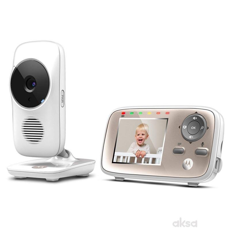 Motorola video bebi alarm MBP667