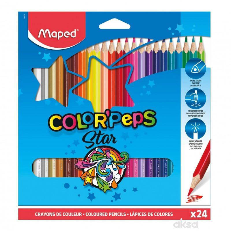 Maped bojice Color Peps 1/24