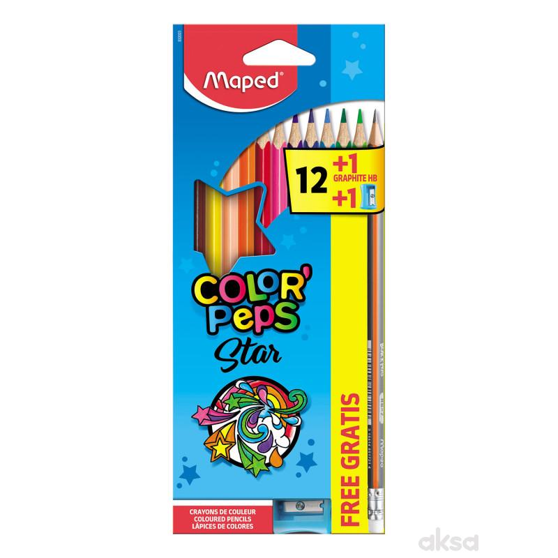 Maped bojice Color Peps