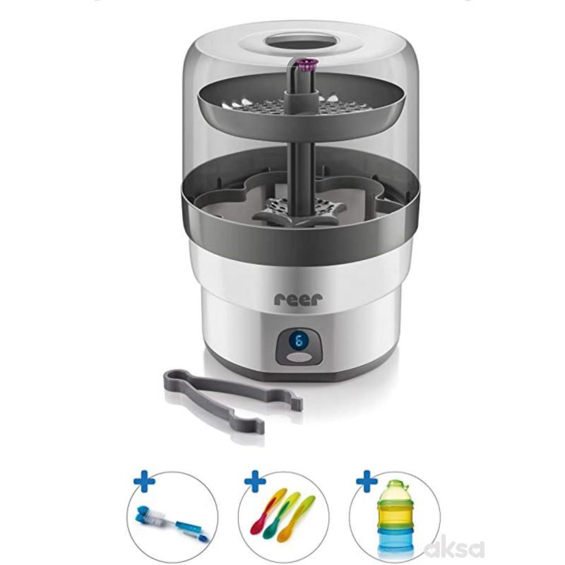 Reer električni sterilizator VapoMax + Promo-set