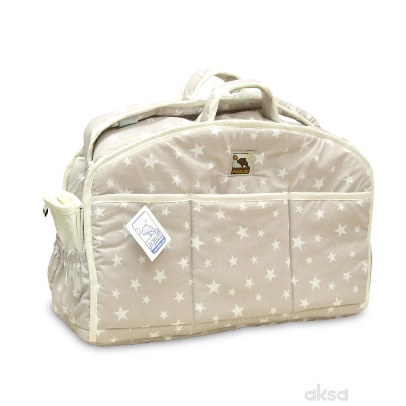 Milbi torba za bebine stvari