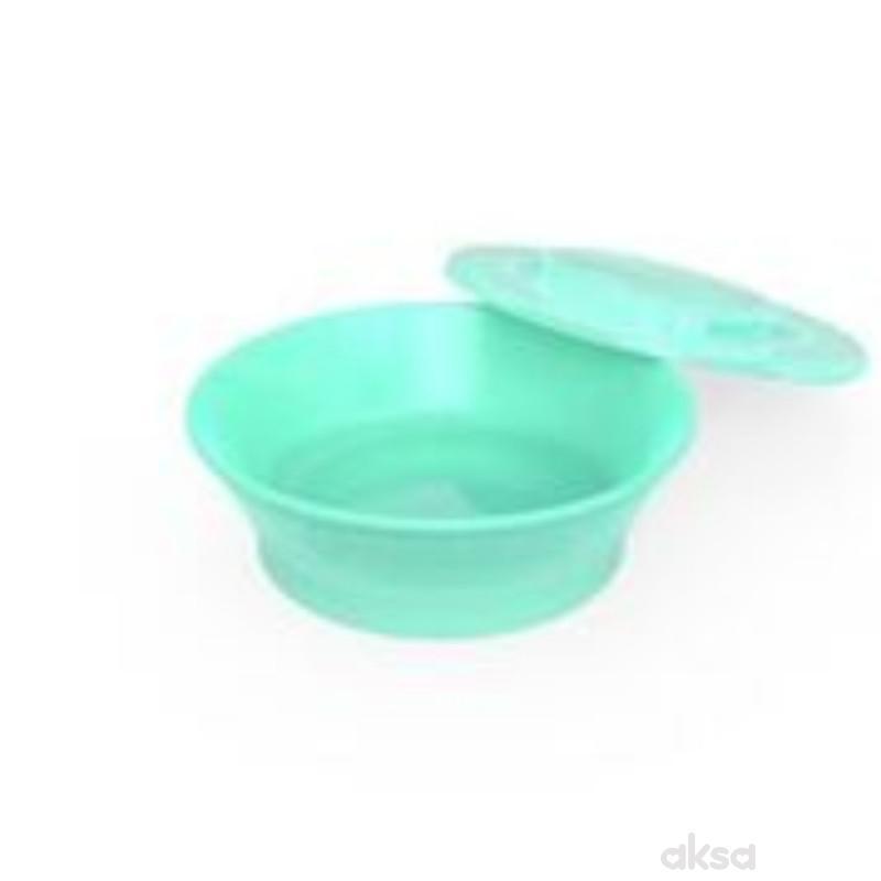 TS činija 6m+ pastelna zelena