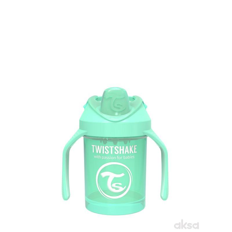 TS čaša Mini Cup 230ml 4m+ pastelna zelena