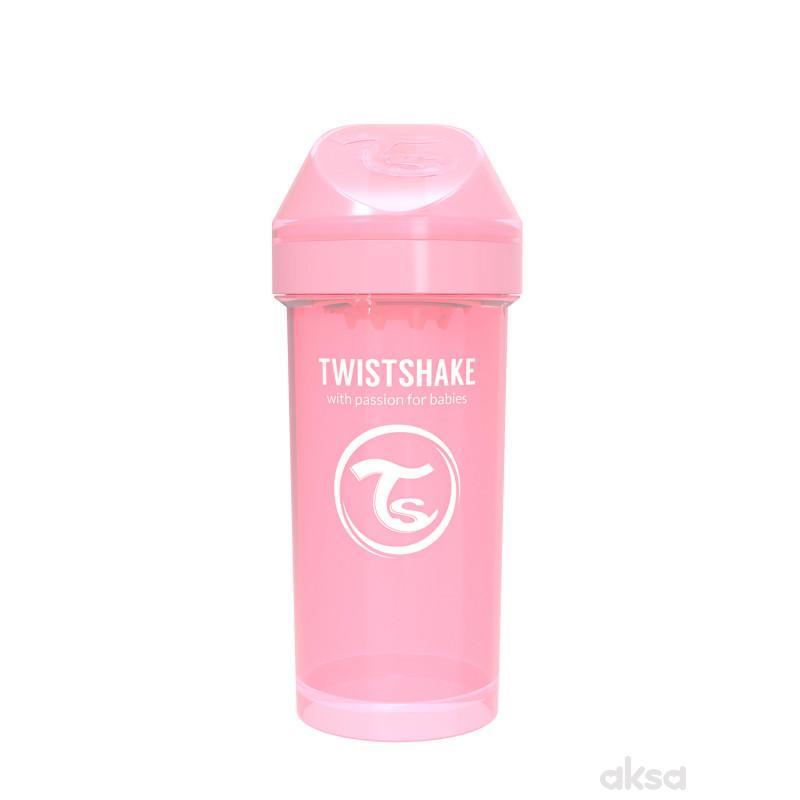 TS čaša Kid Cup 360ml 12m+ pastelna roze