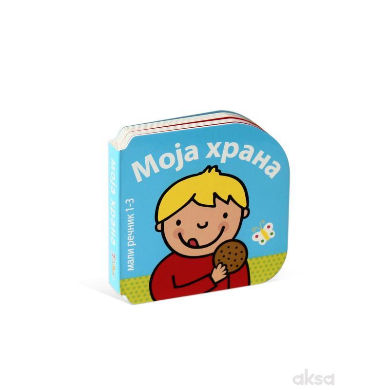 Enco book Rečnik- Moja hrana