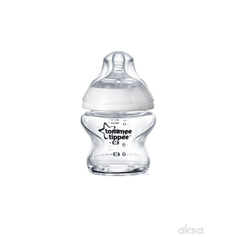 Tommee Tippee staklena flašica Easyvent 150 ml 0m+