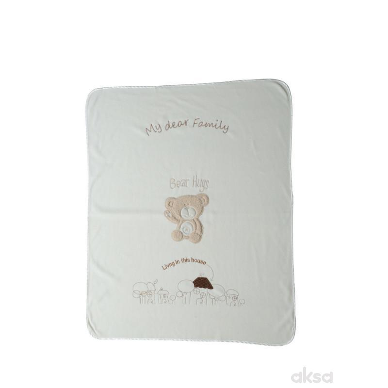Baby Textil ćebe,80x100CM