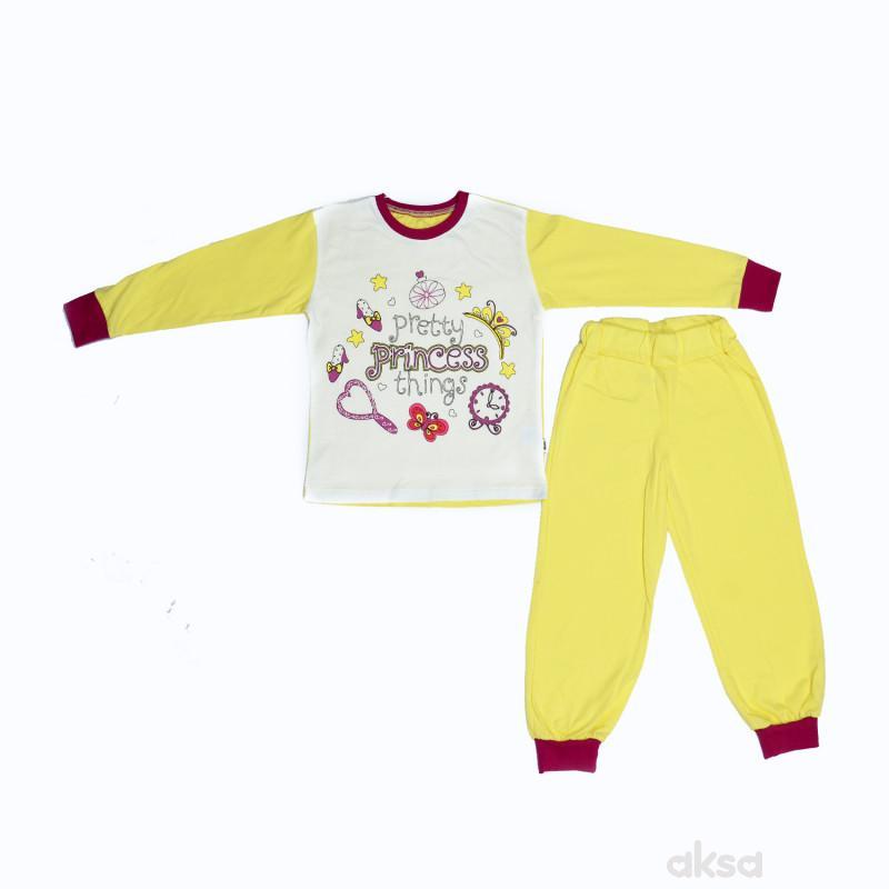Garman pidžama,devojčice