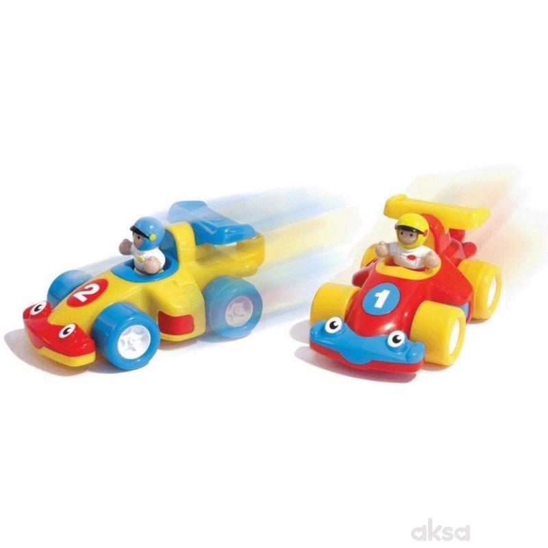 Wow igračka turbo autići The Turbo Twins