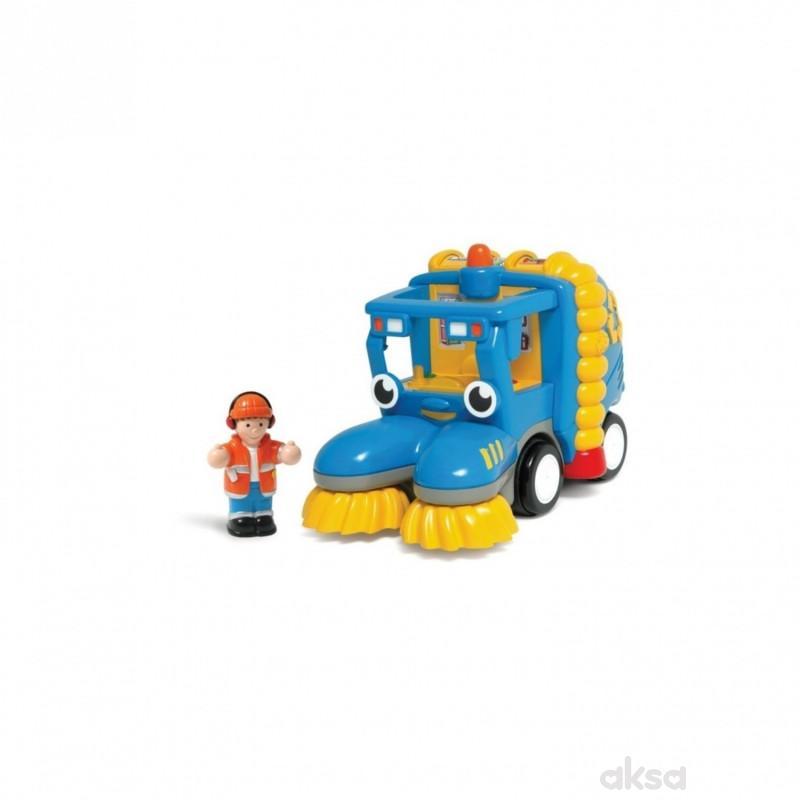 Wow igračka čistač ulica Stanley Street Sweeper