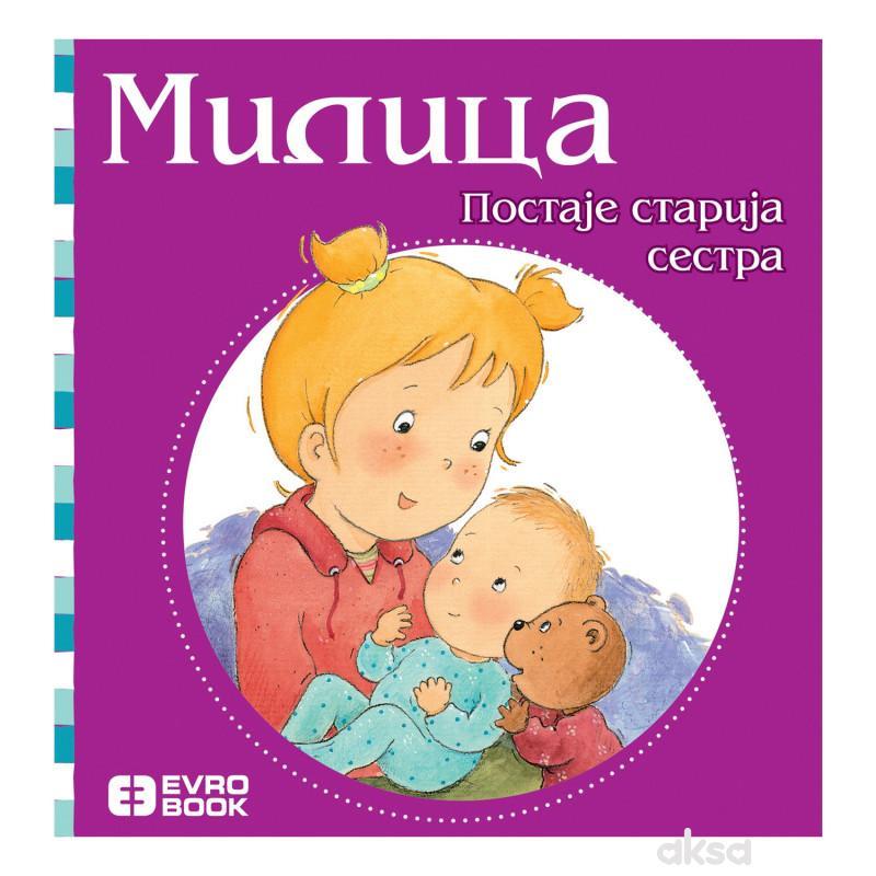 Evro book Milica slikovnice