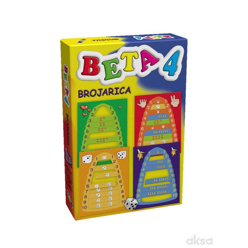 Pikom didaktička igra BETA 4 - Brojarica