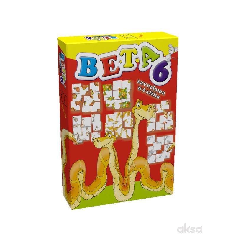 Pikom didaktička igra BETA 6 - Zavrzlama