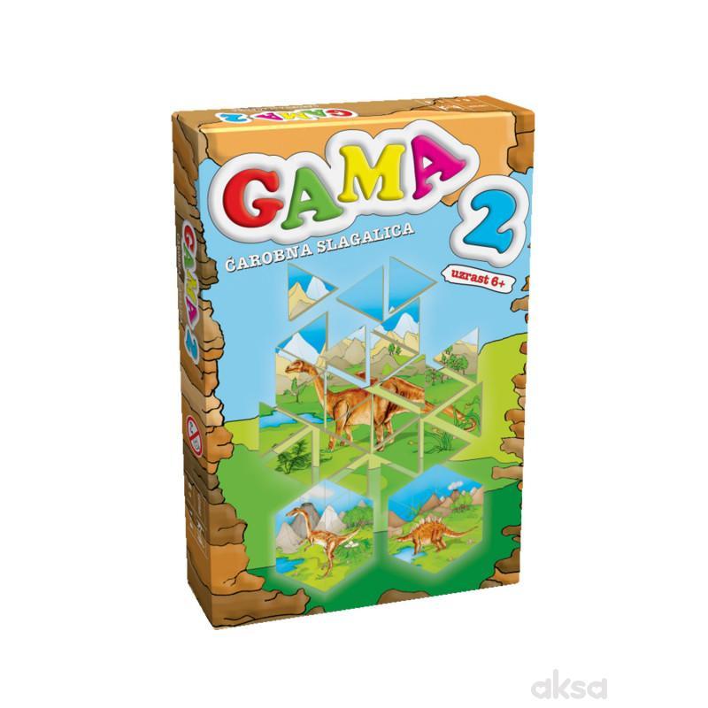 Pikom didaktička igra GAMA 2 - Čarobna slagalica