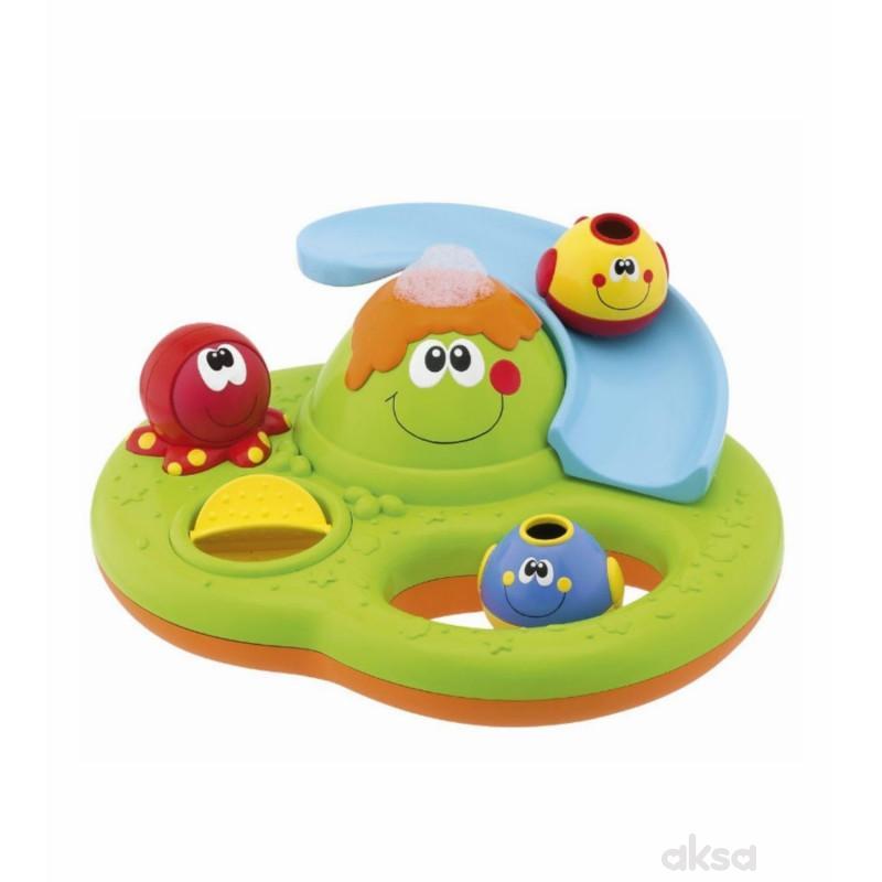 Chicco igračka za kupanje Ostrvo mehurića