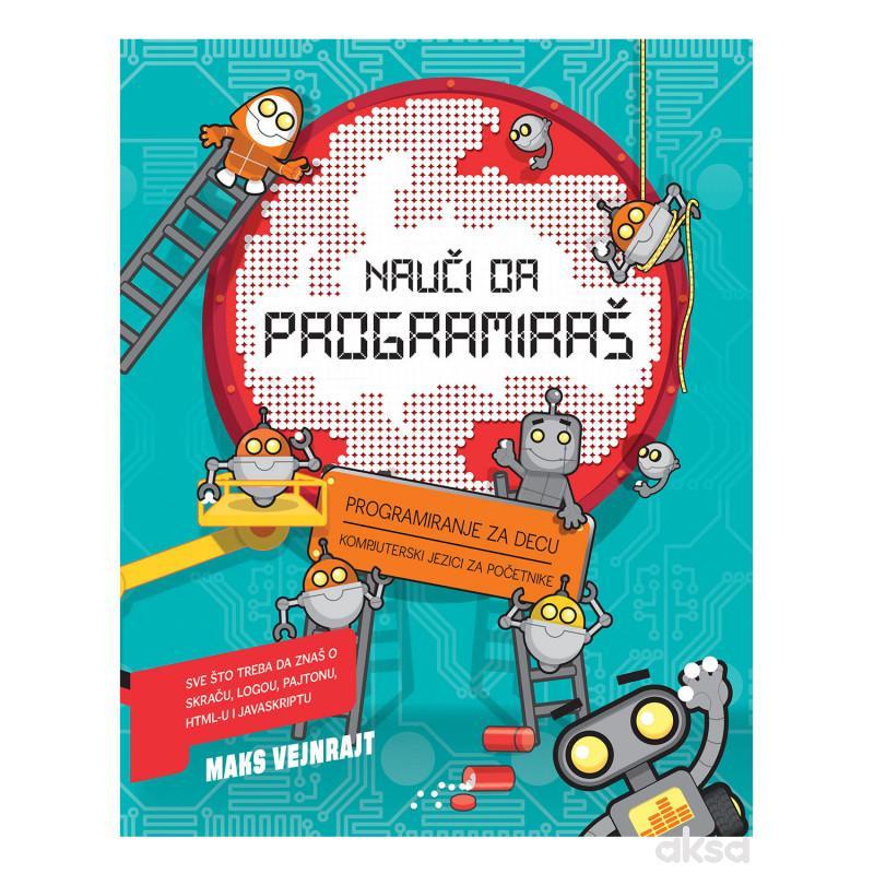 Laguna, Nauči da programiraš - Maks Vejnrajt