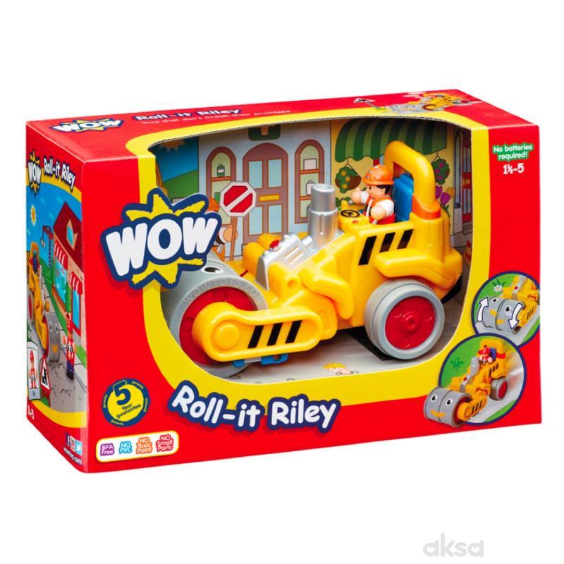Wow igračka valjak Roll-it Riley