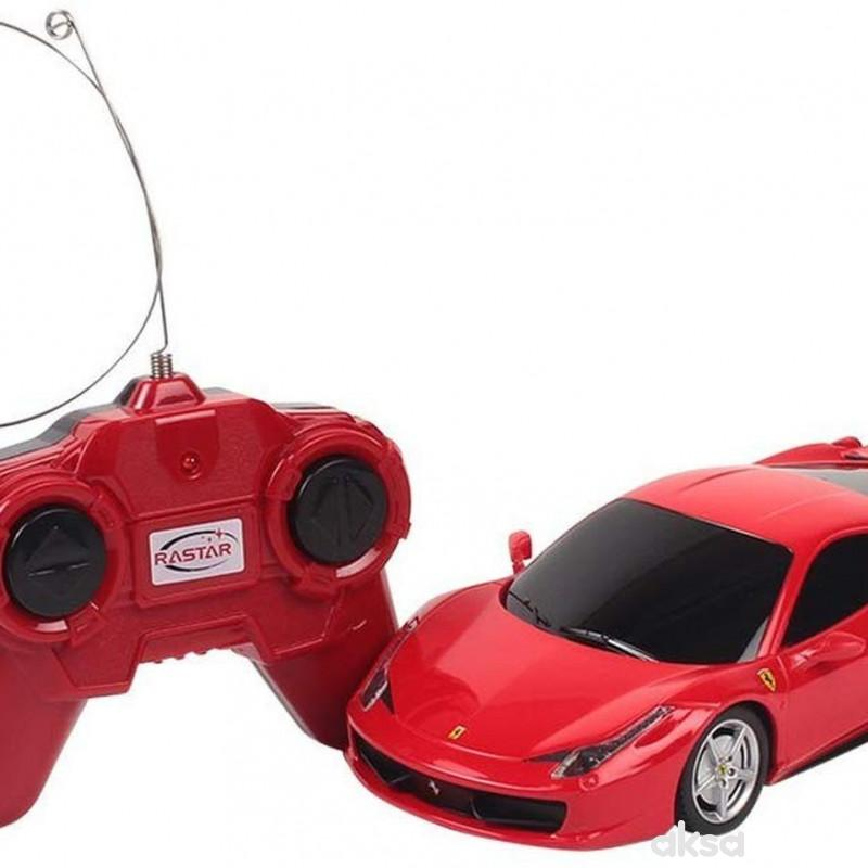 Rastar igračka RC auto Ferrari 458 Italia 1:24-crv