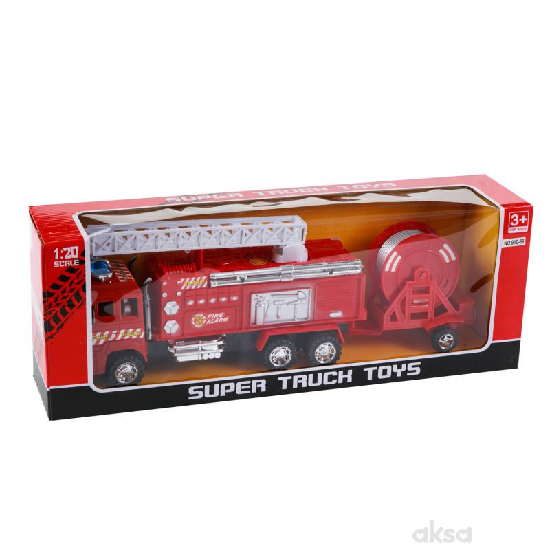 Century Youyi igračka vatrogasni kamion