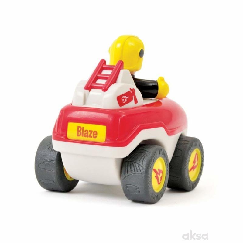 Wow igračka mini Blaze the Fire Buggy